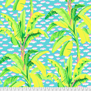 *Pre Order* Kaffe Fassett Collective Banana Tree - Green PWGP179 Feb 2021.Priced per 25cm Due Feb/March 2021