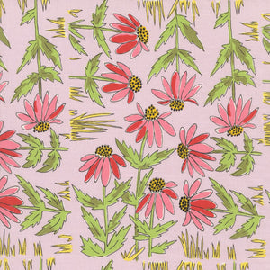 COLOR FUSION by Laura Heine Daisy - Pink PWLH018.PINK