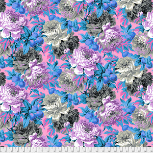Kaffe Fassett Collective Luscious Grey PWPJ011.Priced per 25cm