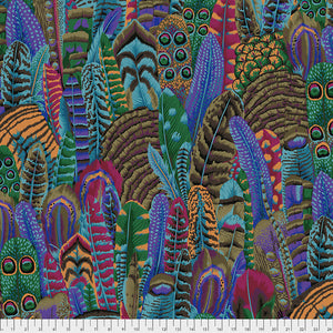 *Pre Order* Kaffe Fassett Collective Feathers - Autumn PWPJ055 Feb 2021.Priced per 25cm Due Feb/March 2021