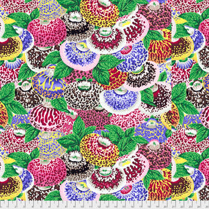 Kaffe Fassett Collective Ladys Purse Natural PWPJ094.Priced per 25cm