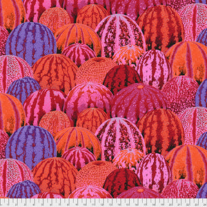 Kaffe Fassett Collective Watermelons Red PWPJ103 - Aug 2020.Priced per 25cm