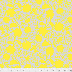 Tula Pink True Colors - Wildflower - Daisy PWTP149 - Priced per 25cm