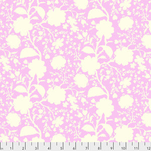 Tula Pink True Colors - Wildflower - Peony PWTP149 - Priced per 25cm