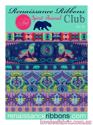 Renaissance Ribbon Pack Spirit Animal Club