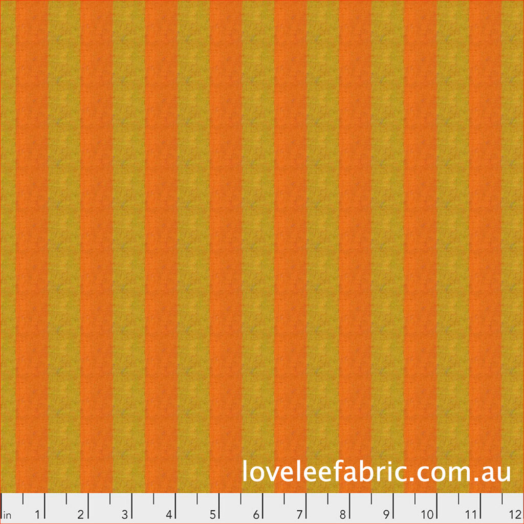 Kaffe Fassett Collective New Shot Cotton Stripes SSGP001.Tumeric