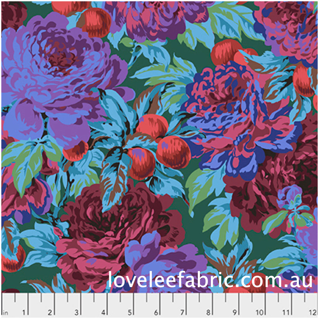 *Pre Order* Kaffe Fassett Collective Luscious Dark PWPJ011 - Feb 2020.Priced per 25cm
