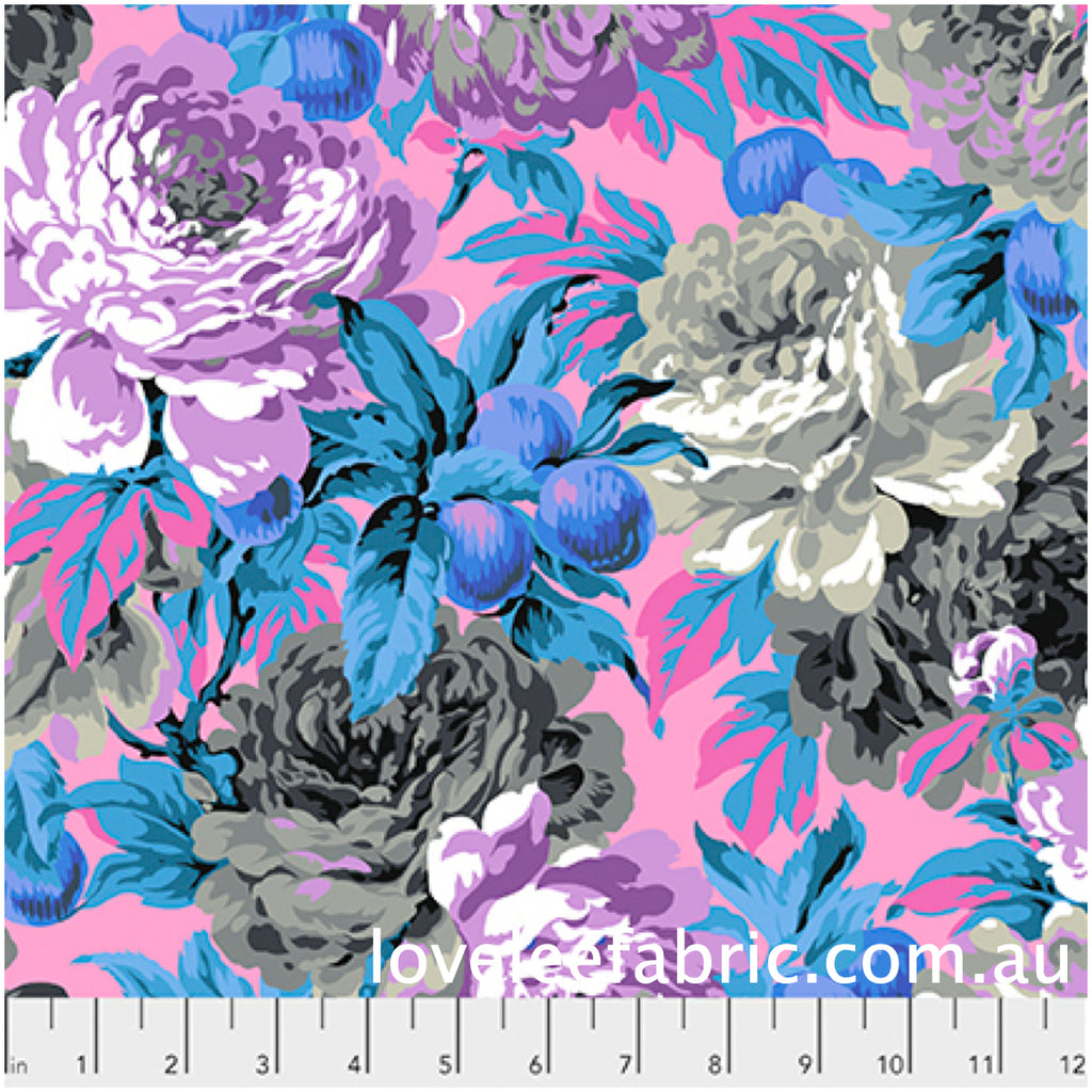 *Pre Order* Kaffe Fassett Collective Luscious Grey PWPJ011 - Feb 2020.Priced per 25cm