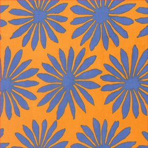 Kaffe Fassett Artisan Cotton PWKF006 - Gerbera Sunshine.Priced per 25cm