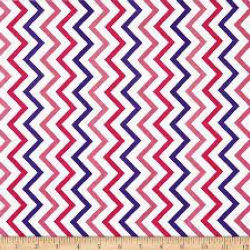 Michael Miller CX 6220 Prin - D Mini Chic Chevron.Priced per 1 Metre