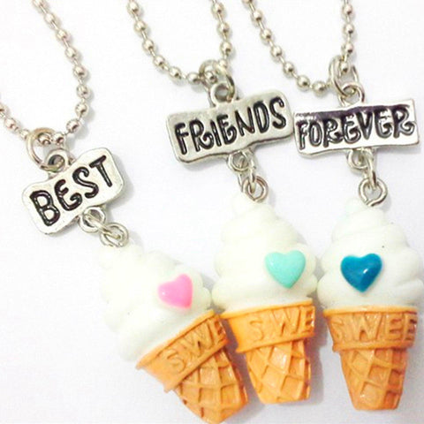 BFF Necklaces (3 in a pack)