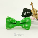 Boys Bow Ties (16 colors) - The Indulge Store