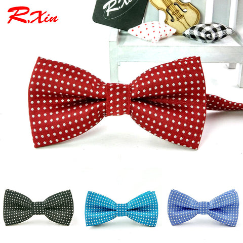 Boys Bow Ties (16 colors)