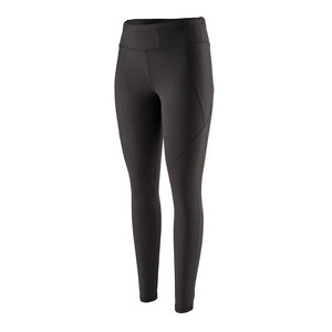 Patagonia Women's Centered Tights BLK - Hero