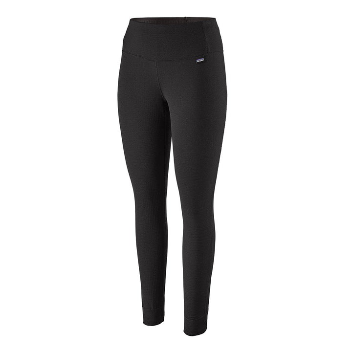 Patagonia Women's Capilene Thermal Weight Leggings BLK - Hero