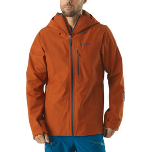 Patagonia Men's Powder Bowl Jacket CPOR - Model Front