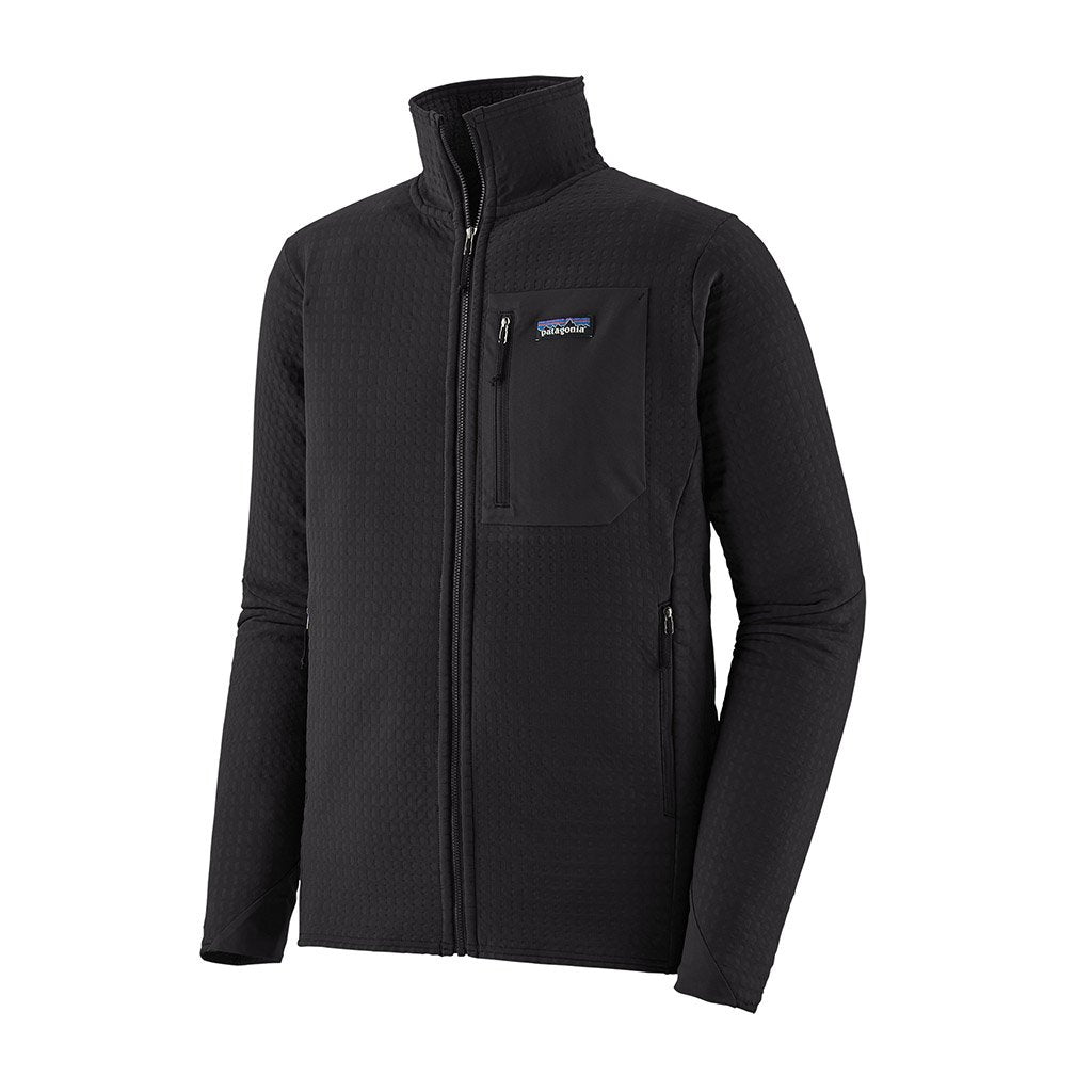 Patagonia Men's R2 TechFace Jacket BLK - Hero