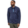 Patagonia Men's Micro D Snap-T Pull Over NENA - Model Front
