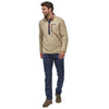 Patagonia Men's Retro Pile Pull Over ELKH - Model Full