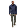 Patagonia Men's Micro D Snap-T Pull Over NENA - Model Front Full