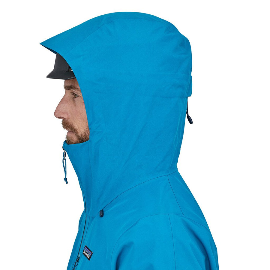 Patagonia Men's Powder Bowl Jacket BALB - Hood