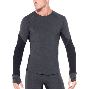 Icebreaker Men's Bodyfitzone 260 Zone Long Sleeve Crewe