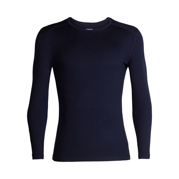 Icebreaker Men's 260 Tech LongSleeve Crewe - Midnight Navy