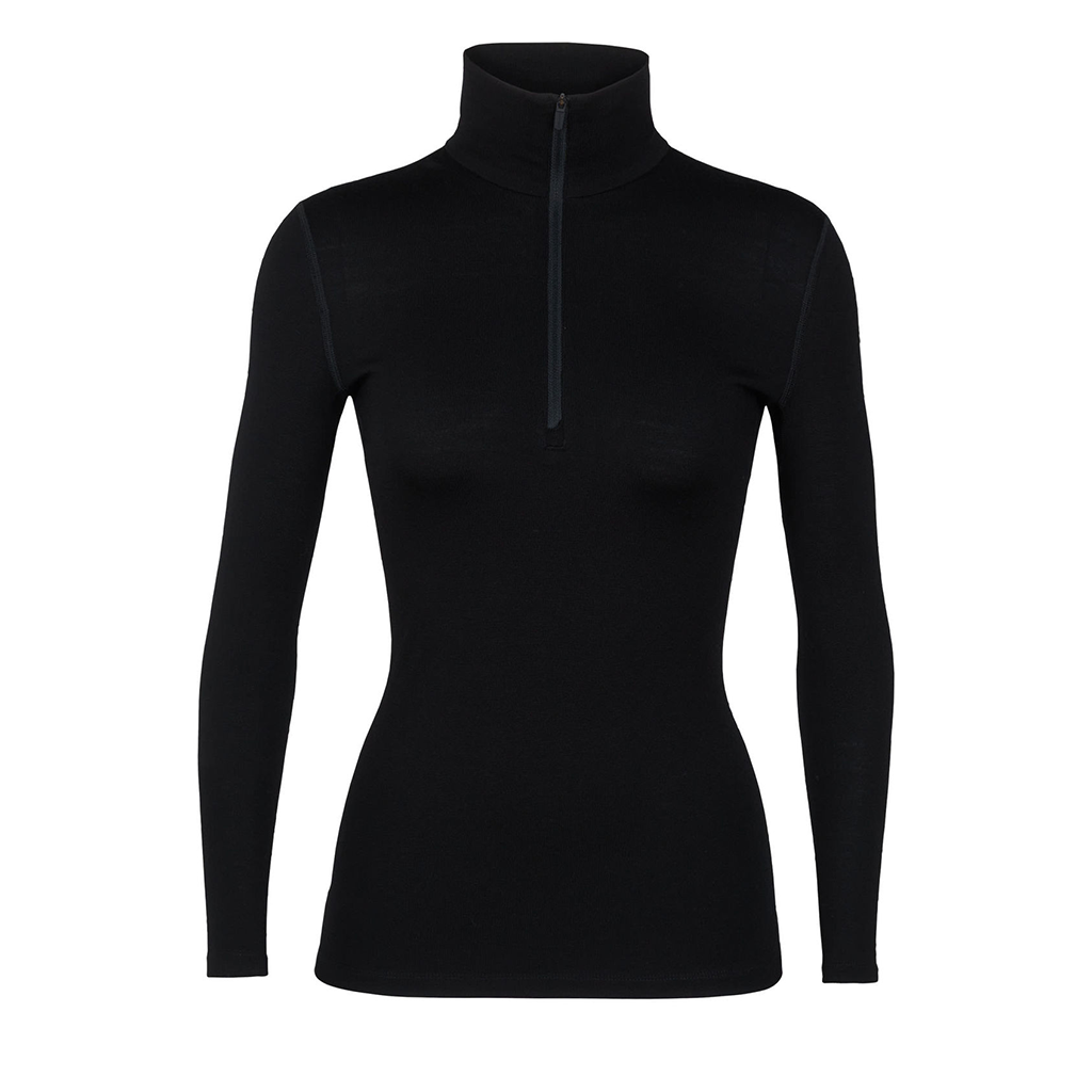 Icebreaker Women's 260 Tech Long Sleeve Half Zip
