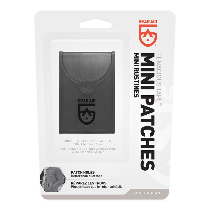 Gear Aid Tenacious Tape Mini Repair Patches - Package