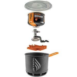 Jetboil Stash Cooking System - detail 1