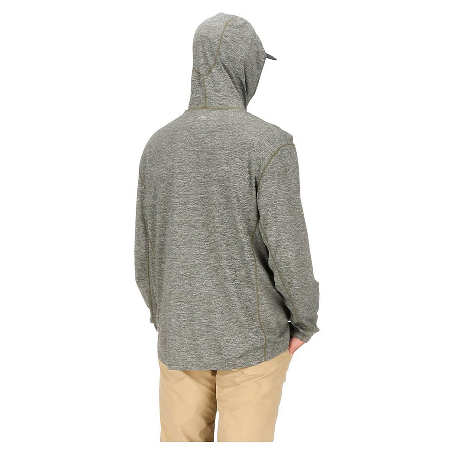 Simms Men's Bugstopper Hoody - Foliage model 3