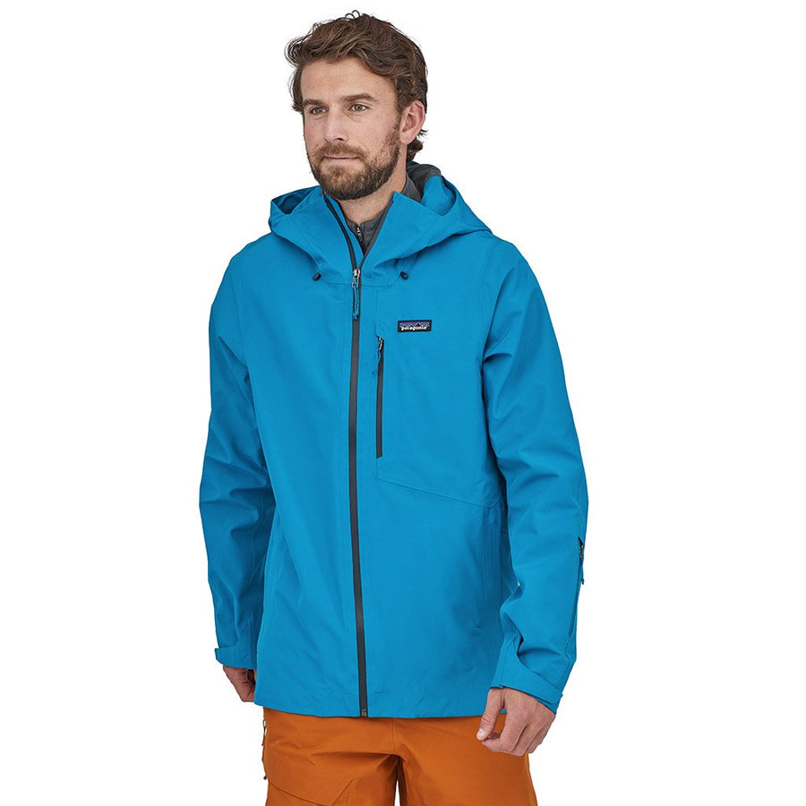 Patagonia Men's Powder Bowl Jacket BALB - Model Front