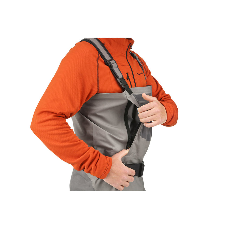 Simms G4 Pro Wader - Pocket Open Right