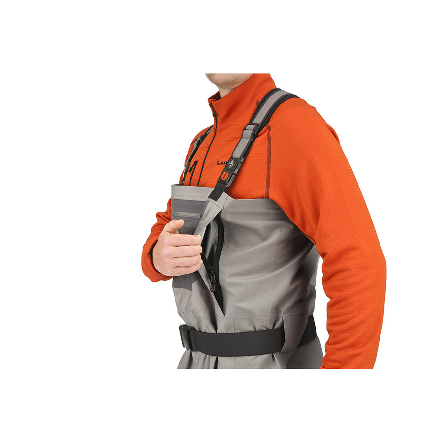 Simms G4 Pro Wader - Pocket Open Left