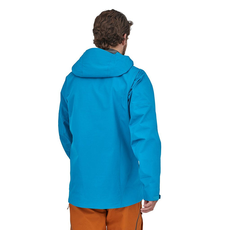 Patagonia Men's Powder Bowl Jacket BALB - Model Back