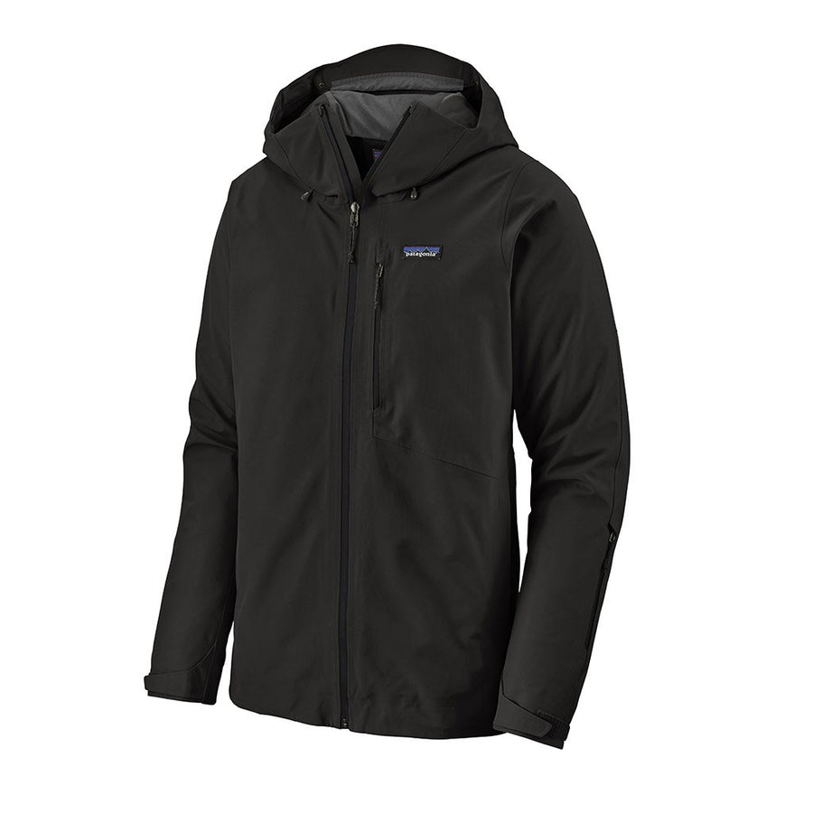 Patagonia Men's Powder Bowl Jacket BLK - Hero
