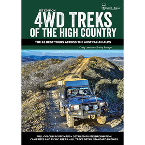 4WD Treks Of The High Country - 26 Best Tours