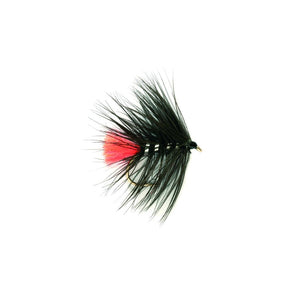 Fulling Mill Zulu Black Bushy Bob - hero
