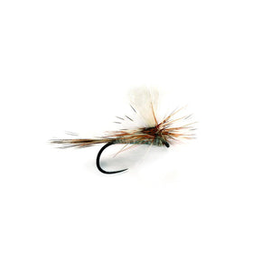 Fulling Mill Parachute Adams Barbless Dry Fly