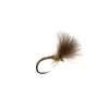 Fulling Mill Quill CDC Emerger Natural Barbless Dry Fly
