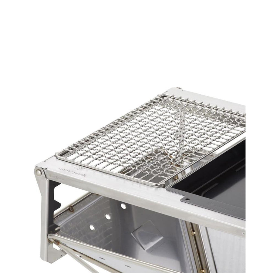 Snow Peak Half-Grill Stainless - image 3
