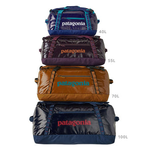 Patagonia Black Hole Duffel - Stacked