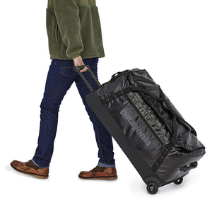 Patagonia Black Hole Wheeled Duffel 100L - Black Model 1