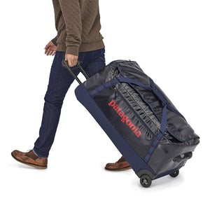 Patagonia Black Hole Wheeled Duffel 100L - Classic Navy Model 1