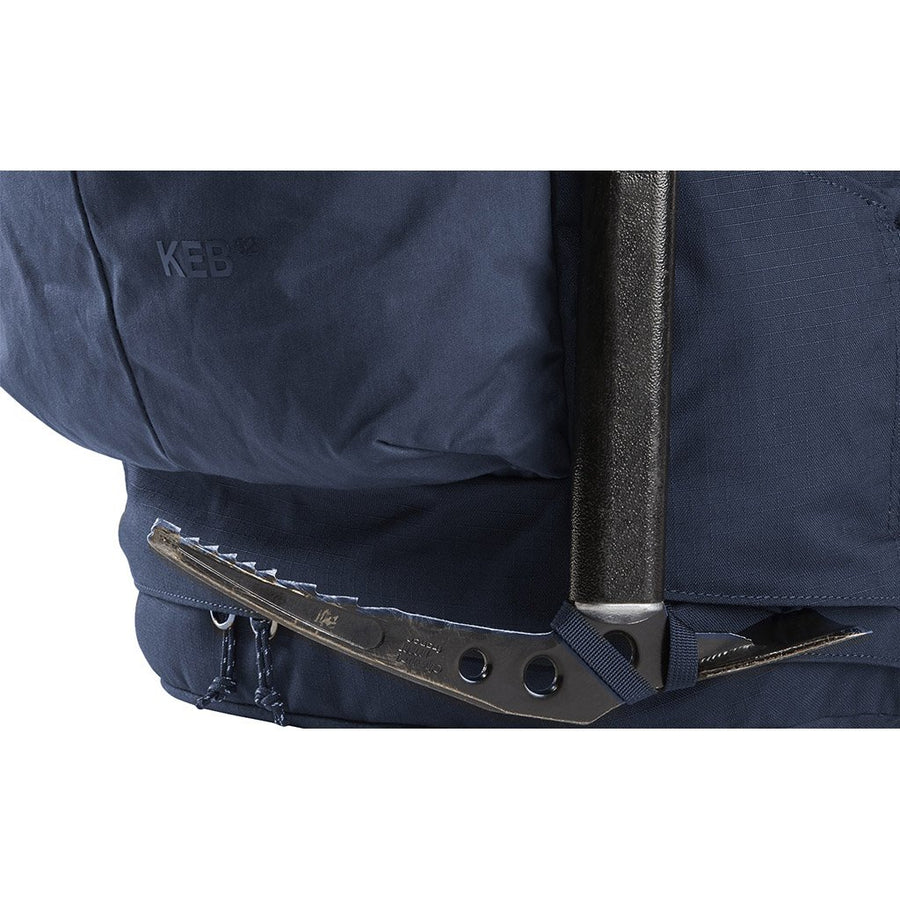 Fjallraven Keb 52 Litre Backpack Storm - Pick Close