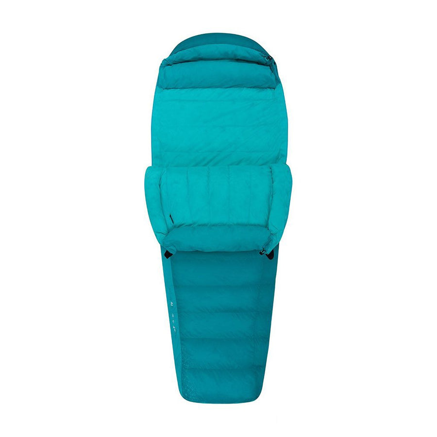 Altitude Series Women's Down Sleeping Bags APII Open Left right