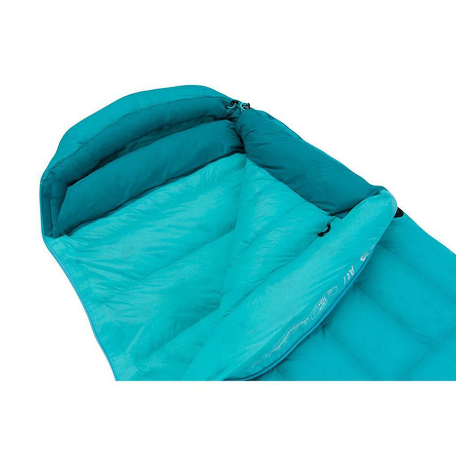 Altitude Series Women's Down Sleeping Bags API Top Open
