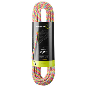 Edelrid Kinglet 9.2 mm Dynamic Rope - snow