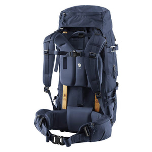 Fjallraven Keb 52 Litre Backpack Storm - Back