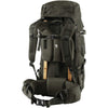 Fjallraven Keb 52 Litre Backpack Olive - Back